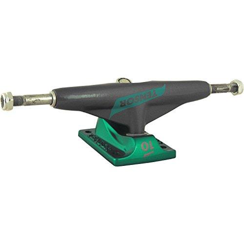 恵み電卓管理しますTensor TrucksアルミFlick Gun /ミントSkateboard Trucks – 5.25