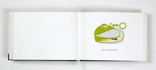 Binth Handmade Baby Book with Keepsake Box (Green) by Binth (Image #2)