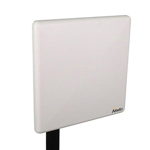 Altelix 5GHz 23dBi Panel Antenna with Mast Mount (5 GHz - 5.8 GHz Indoor Outdoor) by Altelix