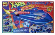 X-Men Blackbird Jet Mobile Air Command Transforming Playset (Air Command Action Figure)
