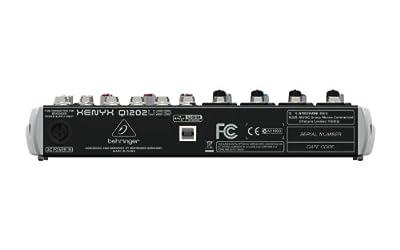 Behringer Xenyx Q1202USB Mixer by Behringer