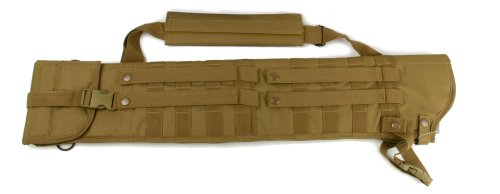 Explorer Shot Gun Scabbard, CT Tan, 30 x 7 x 3-Inch