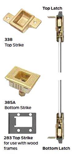 EO US32D Concealed Vertical Rod Device for Wood Door Von Duprin 9847WDCEO32D4 9847WDC 4