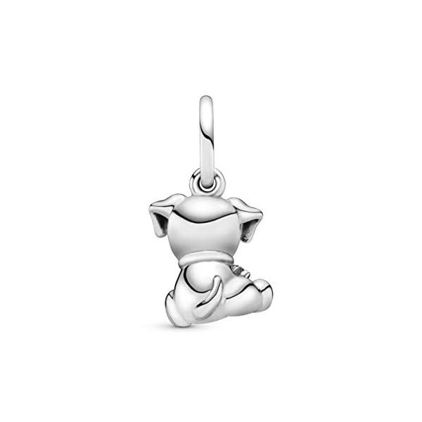 Pandora Donna argento Bead Charm 798009EN16 3