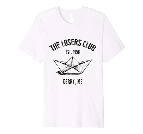(The Losers Club Derry Me EST 1958 Premium)