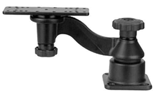 National Products RAM-109H Marine Ram Single Swing Arm Mount System by RAM MOUNTS