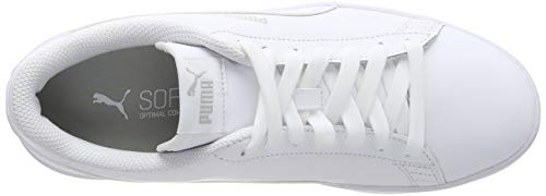 PUMA Smash V2 Leather, Baskets Mixte 5