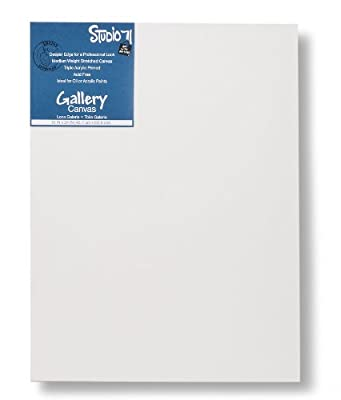 Darice Studio 71 24-Inch-by-36-Inch Traditional Canvas