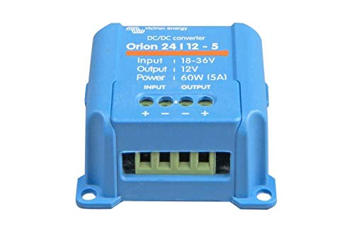 60W Non-Isolated Converter ORI241205200R Victron Energy Orion-Tr 24//12-5