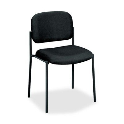 BSXVL606VA10 United STATIONERS (OP) Chair,Guest ARMLESS,BK