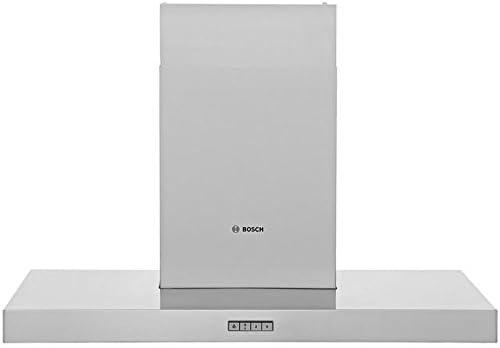 Bosch Serie 4 dwb094 W50b 90 cm chimenea campana – Acero cepillado. Da claramente vista a tu cocina y crear una luz ambiental en la cocina: Amazon.es: Grandes electrodomésticos