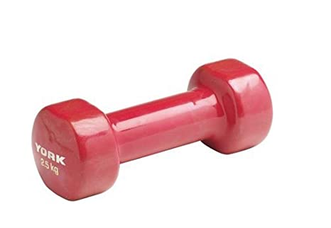 NRS Healthcare - Mancuernas de vinilo, 2,5 kg, peso por NRS ...