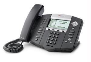 Polycom Inc. PY-2200-12651-001 Polycom Inc. PY-2200-12651-001 Soundpoint Ip 650 With Power Supply (Certified Refurbished)