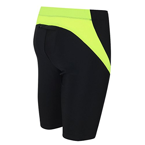 Airtracks Funktions Laufhose Kurz Pro – Running Hose - Jogginghose - Tight Short - Atmungsaktiv - Schnelltrocknend - Kompression