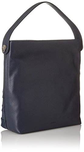 Fossil Shoppers Small De Small Hobo And Shoulder midnight Navy Fossil Damentasche Y Azul Navy Damentasche Bags Shoppers Hombro Woman midnight Mujer Bolsos Blue Hobo Maya Maya THWUEWxa