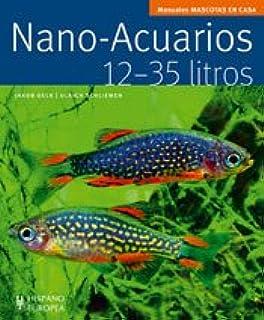 Nano-acuarios 12-35 litros (Mascotas en casa)