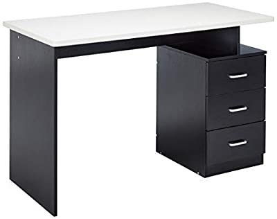 Fineboard Home Office Desk with 3 Drawers