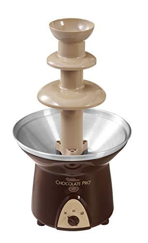 Wilton Chocolate Pro Chocolate Fountain  Chocolate Fondue Fountain 4 lb Capacity
