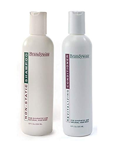 Brandywine Shampoo and Conditioner Kit, 8 ounces each (Best Shampoo For Synthetic Wigs)
