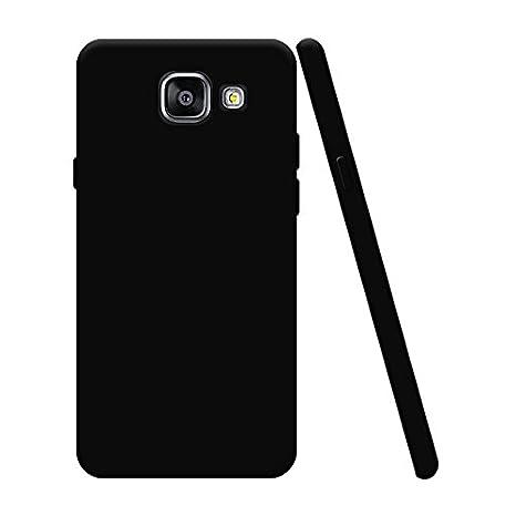 Funda Samsung Galaxy A3 2016 SM-A310F, Silingsan Funda Silicona Protectora Carcasa Candy Goma Cubierta Case Ultra Delgado Cover Protectora Anti ...