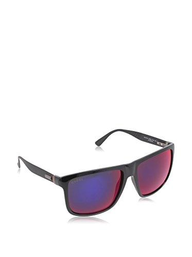 8c13ebb96d Gucci GG 1075 S 1075 S GVBMI Shiny Black Shiny Black - Import It All
