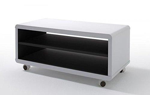 123wohndesign Mueble de TV, Tarjeta de TV, TV de Mesa jeff7, con ...