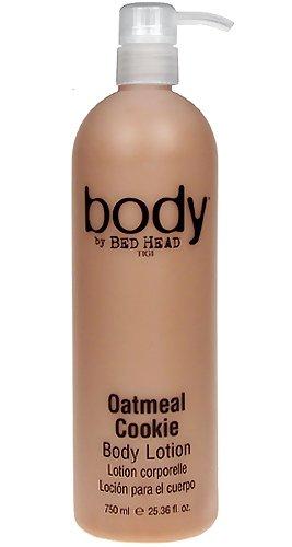 TIGI Body by Bed Head Oatmeal Cookie Body Lotion - 25 oz. pump (Oatmeal Cookie Body)