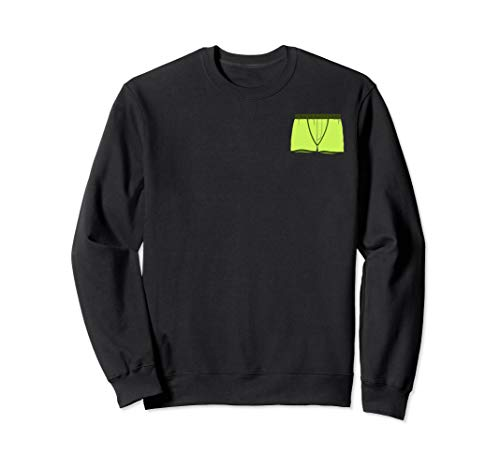 Shane Dawson Sells His Boxer Shorts Pocket Sweatshirt