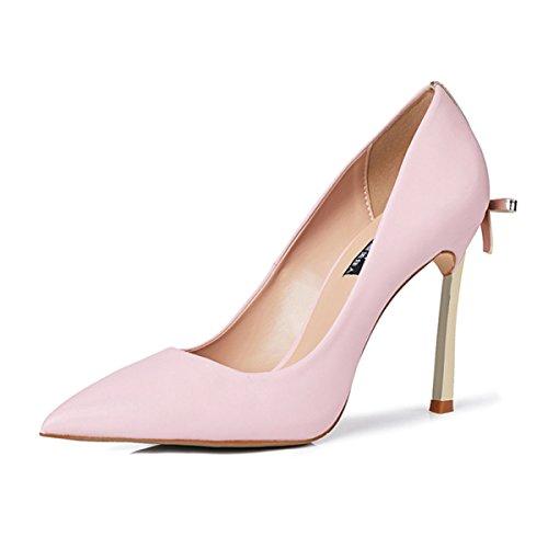 6e4c6dc6 De alta calidad Zapatos De Corte De Damas Para Mujeres Bombas De Punta  Plataforma De Estilete