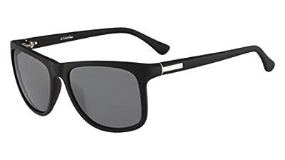 Calvin Klein Platinum CK3160S-052 Coal CK3160S Sunglasses