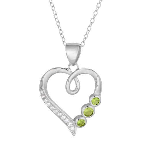 birthstone three birthstones products necklace personalized initials letters natural teardrop
