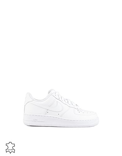 1 Air da bianco Basketball Bianco Donna '07 Nike Force Wmns Scarpe FBwCxngtq