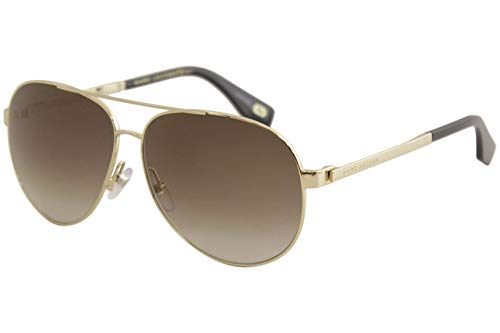 Marc Jacobs Women's Marc305s Aviator Sunglasses, GOLD, 61 -
