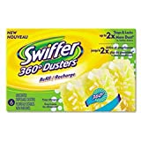 Best Swiffer Life Cleaning Products - Swiffer 360 Duster Refill - Unscented - 6 Review