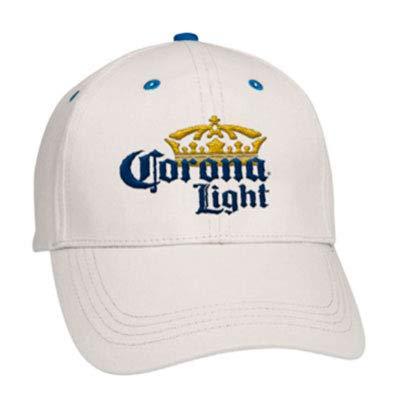 Corona Cap - Corona Light Crown Logo Hat