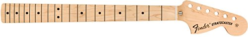 Fender Classic Series '70s Stratocaster 3-Bolt Mount U Neck - Maple Fingerboard by Fender