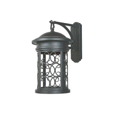 Ellington 11'' Wall Lantern - Dark Sky by Designers Fountain 31131-ORB in Bronze Finish
