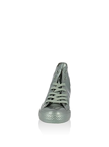 Sneaker Unisex AS Hi Erwachsene Metallic Silver 1J793 charcoal Converse Can 0pwX4q