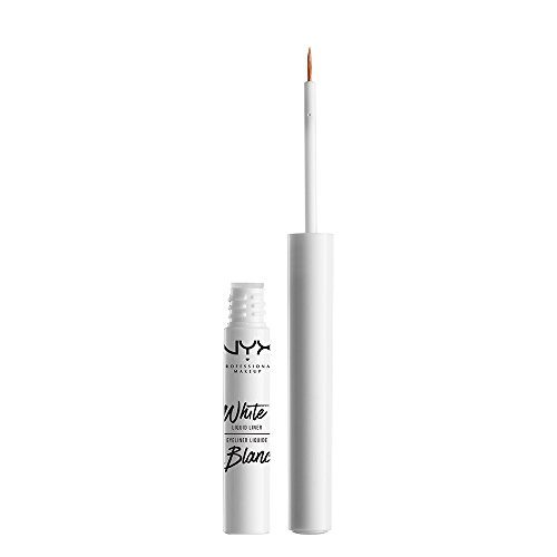 NYX PROFESSIONAL MAKEUP White Liquid Eyeliner