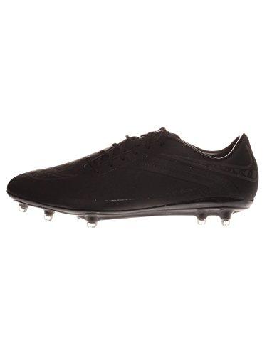 599075-001| Nike Hypervenom Phatal FG black/black-black-total orange - Gr. 40 US 7
