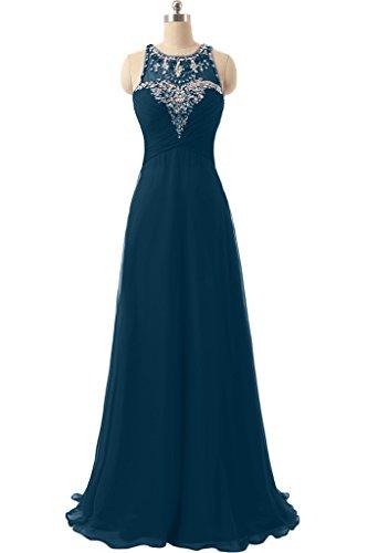Missdressy - Robe - Femme -  Bleu - 36