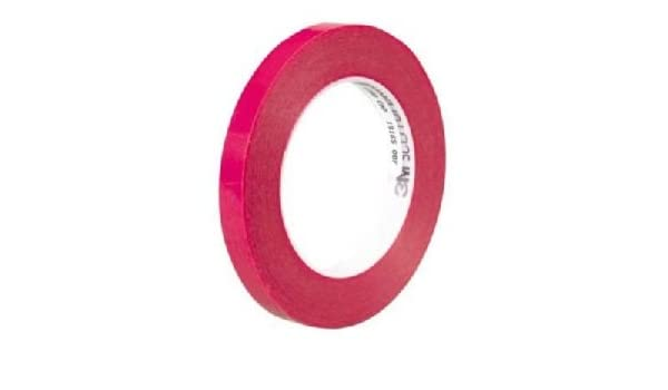 TM PRICE is per ROLL 3M 1 in x 72 yd 4.2 mil Circuit Plating Tape 1280 Red