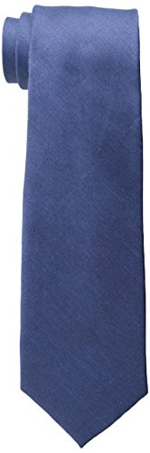 Haggar Men's Tall Solid Linen Tie