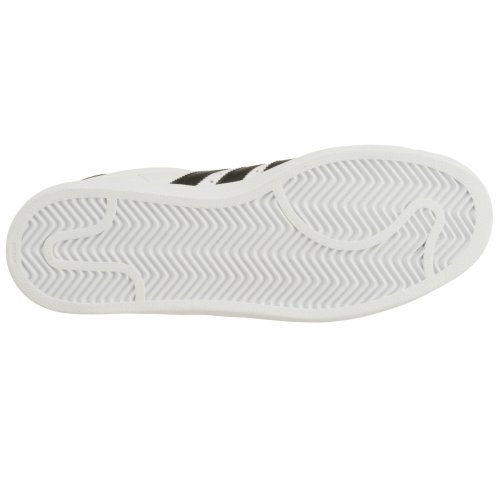 Adidas Superstar II - Zapatillas de running para hombre Blanco (blanc/noir/blanc)