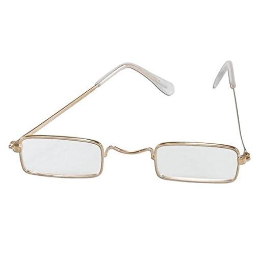 Grandma Glasses Costume Accessory