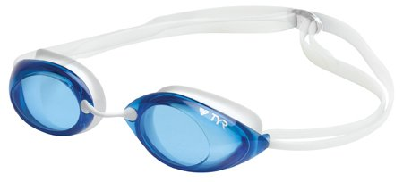 Tyr Tracer Light (TYR Tracer Junior Racing Goggle (Blue/Clear))