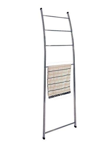Shower Drape Loft Chrome Towel Rail Ladder Free Standing Rack Buy Online In Faroe Islands At Faroe Desertcart Com Productid 50289477