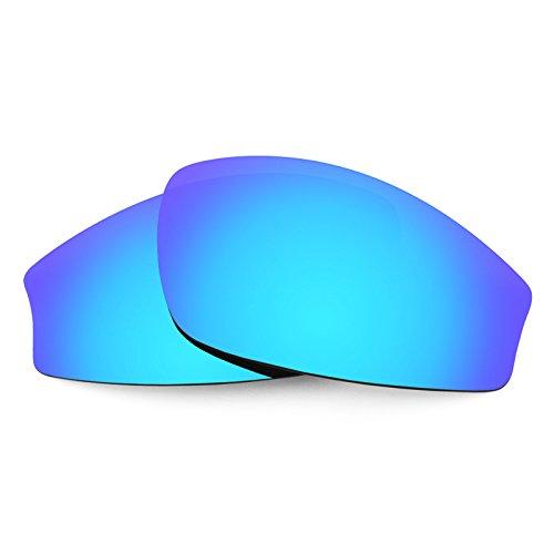repuesto Polarizados Lentes Hielo Wiley de Opciones Jake Mirrorshield — X para Azul múltiples w55ax7Zgq