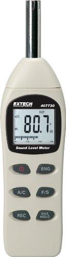 Extech 407730 Digital Sound