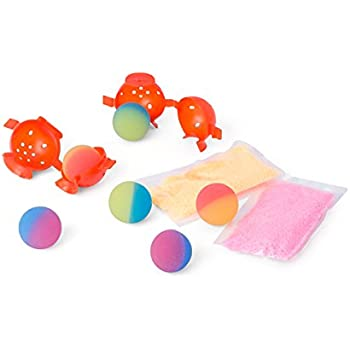 make your own bouncy ball kit instructions